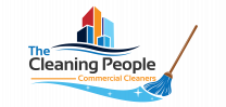 The Cleaning People Logo